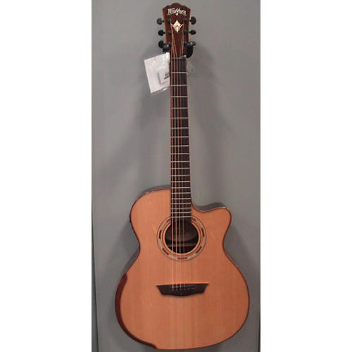 Washburn WCG25SCE Acoustic Electric Guitar-thumbnail