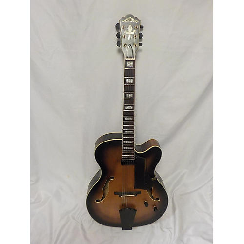 used washburn wcg25sce acoustic electric guitar guitar center. Black Bedroom Furniture Sets. Home Design Ideas