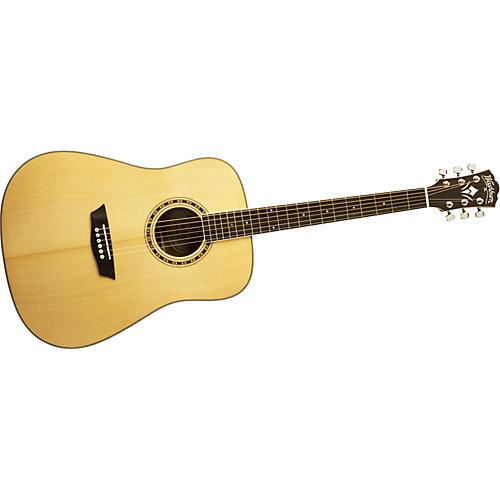 Washburn WD 10 Dreadnought Acoustic Guitar-thumbnail