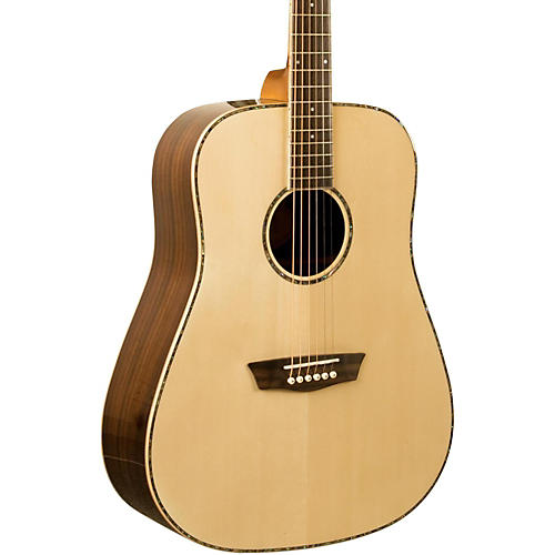 Washburn WD 25S Sitka Spruce Top Dreadnought Acoustic Guitar with Rosewood Back & Sides-thumbnail