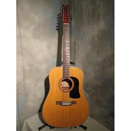used washburn wd10s12 12 string acoustic guitar guitar center. Black Bedroom Furniture Sets. Home Design Ideas