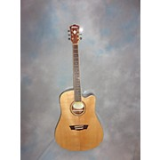 Washburn WD12SCE Acoustic Electric Guitar