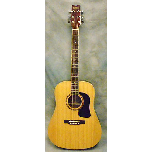 Washburn WD21SCE Acoustic Electric Guitar-thumbnail