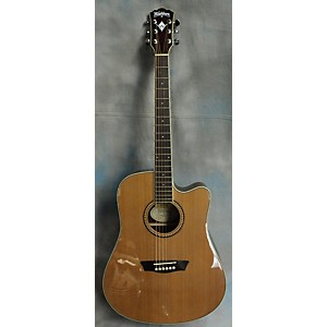 Pre-owned Washburn WD23SCE Acoustic Electric Guitar by Washburn