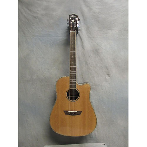 Washburn WD27SCE Acoustic Electric Guitar