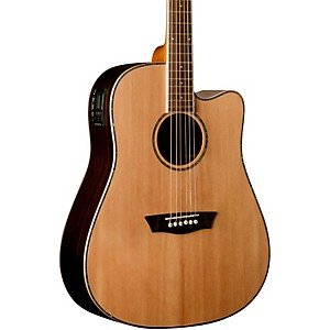 Washburn WD27SCE Dreadnought Acoustic-Electric Guitar