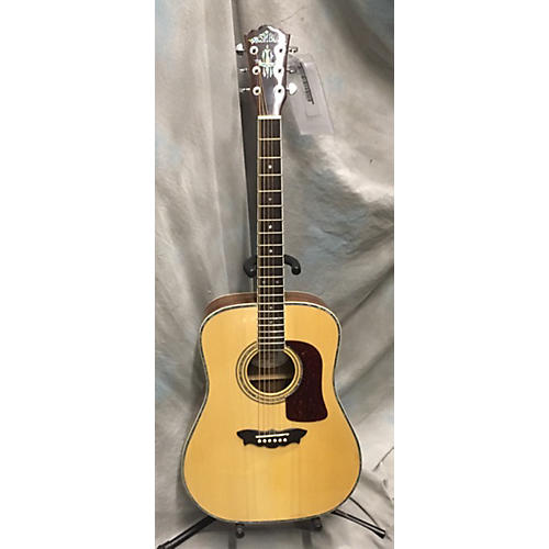 Washburn WD45S Acoustic Guitar-thumbnail