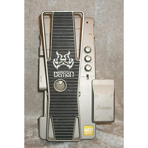 Ibanez WD7 Weeping Demon Wah Effect Pedal-thumbnail