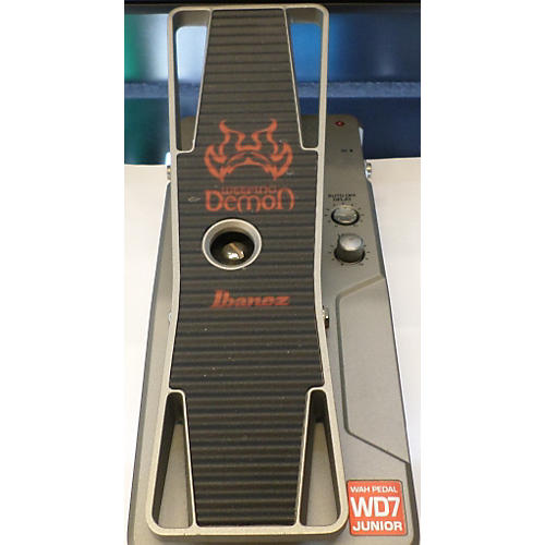 Ibanez WD7JR Weeping Demon Jr Wah Effect Pedal-thumbnail