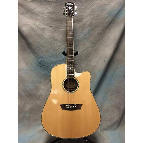 Washburn WF10S Acoustic Guitar-thumbnail