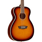WF110DL Folk Acoustic Guitar 3-Color Burst
