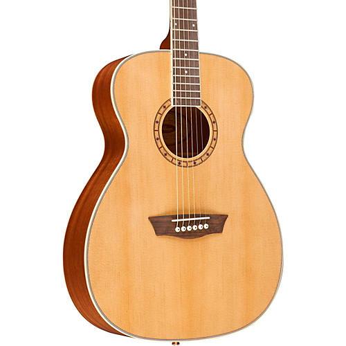 Washburn WF110DL Folk Acoustic Guitar Natural