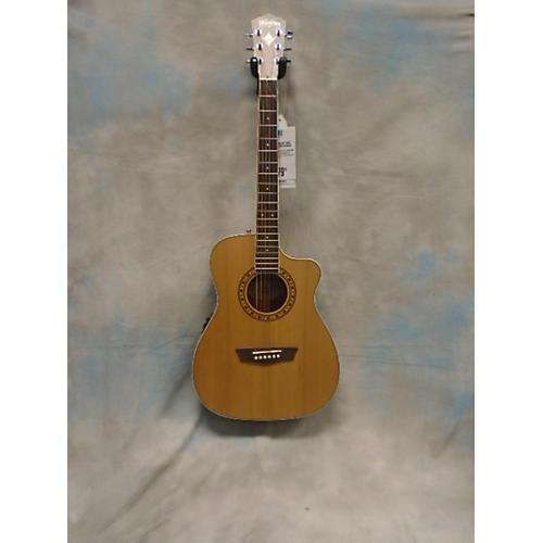 Washburn WF11SCE Acoustic Electric Guitar