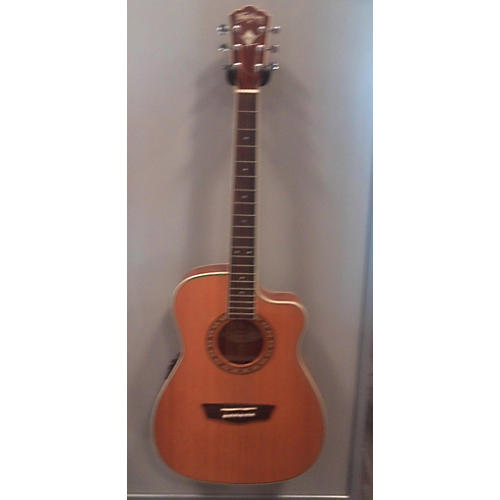 Washburn WF11SCE Acoustic Electric Guitar-thumbnail