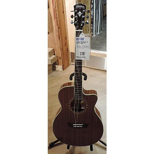 Washburn WF19CE Acoustic Electric Guitar-thumbnail