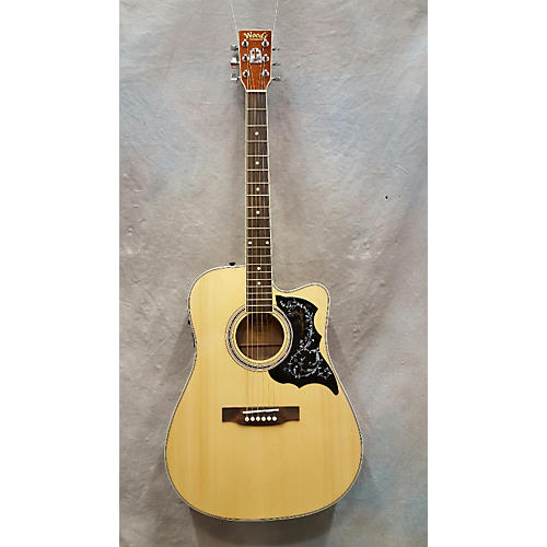 Woods WG93 Acoustic Electric Guitar-thumbnail