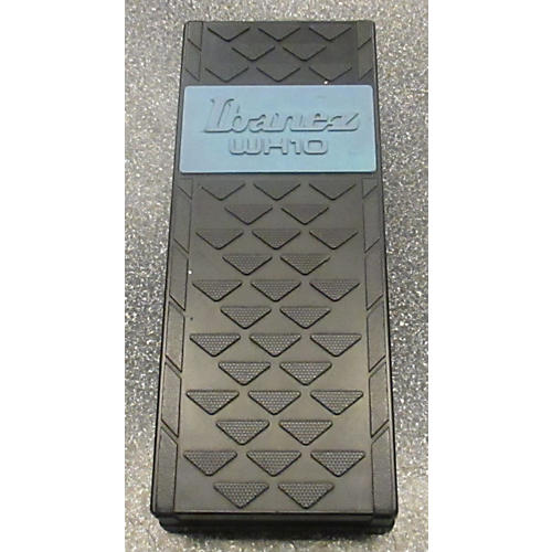Ibanez WH10V Japanese Wah Black Version Effect Pedal