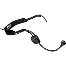 Shure WH20TQG Wireless Headset Microphone for Shure Wireless Systems Level 1 Band TC