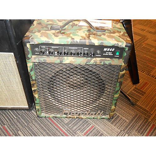 Randall WH40 Camo Guitar Combo Amp