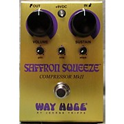 Way Huge Electronics WHE103 Saffron Squeeze MKII Effect Pedal