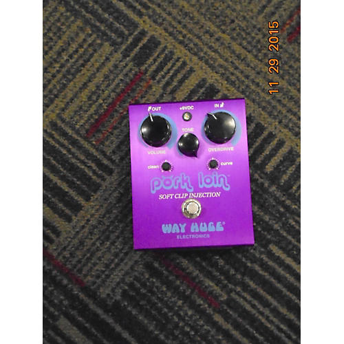 Way Huge Electronics WHE201 Pork Loin Overdrive Effect Pedal-thumbnail