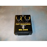 Way Huge Electronics WHE301 Fat Sandwich Distortion Effect Pedal