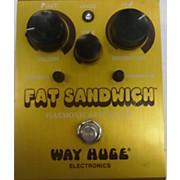 WHE301 Fat Sandwich Harmonic Saturator Distortion Effect Pedal