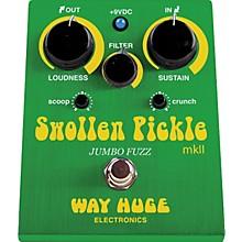 Way Huge Electronics WHE401 Swollen Pickle mkII Jumbo Fuzz Guitar Effects Pedal