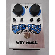 Way Huge Electronics WHE702S Echo Puss Standard Delay Effect Pedal