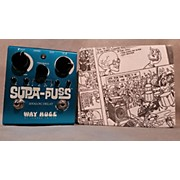 WHE707 Supa Puss Delay Effect Pedal