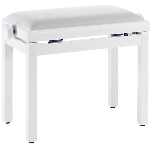 Stagg WHITE BENCH MATT+WHITE VELVET TOP-thumbnail