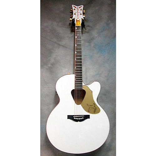 Gretsch Guitars WHITE FALCON RANCHER G5022CWFE Acoustic Electric Guitar-thumbnail