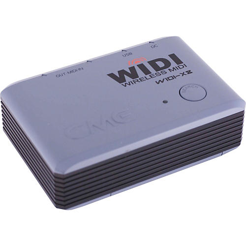 CME WIDI-X8 Wireless MIDI System/USB Interface