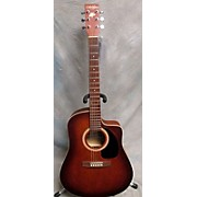 Art & Lutherie WILD CHERRY CW Acoustic Guitar