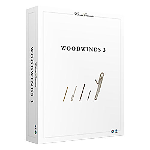 Wallander Instruments WIVI Woodwinds 3 Sample Library Software-thumbnail
