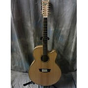 Washburn WJ45SCE12 12 String Acoustic Electric Guitar