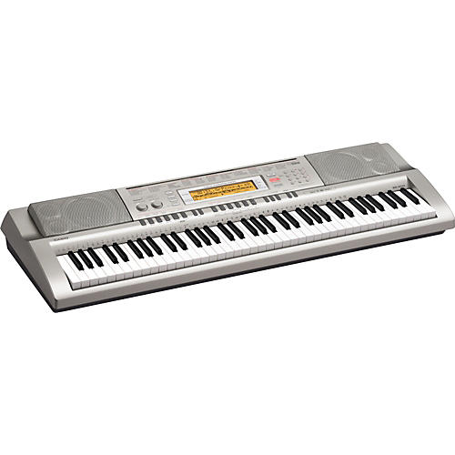 Casio WK-200 76-Key Digital Keyboard Workstation-thumbnail