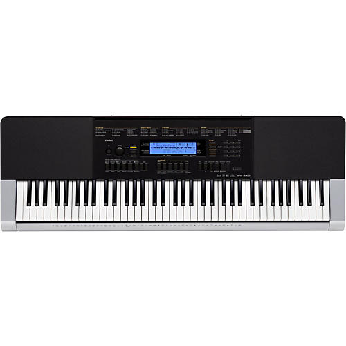 Casio WK-240 Workstation Keyboard-thumbnail