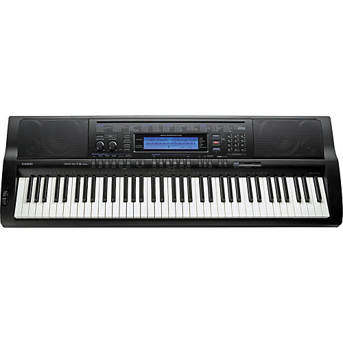 Casio WK-500 76-Key Digital Keyboard Workstation