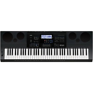 Casio WK-6600 76 Key Portable Keyboard by Casio