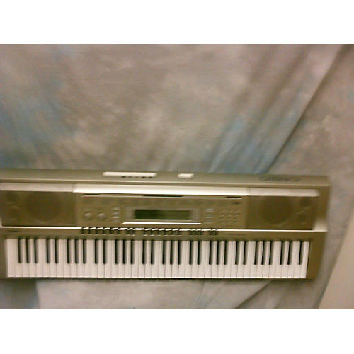 Casio WK200 76 Key Keyboard Workstation