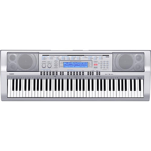 Casio WK210 76-Key Digital Keyboard Workstation