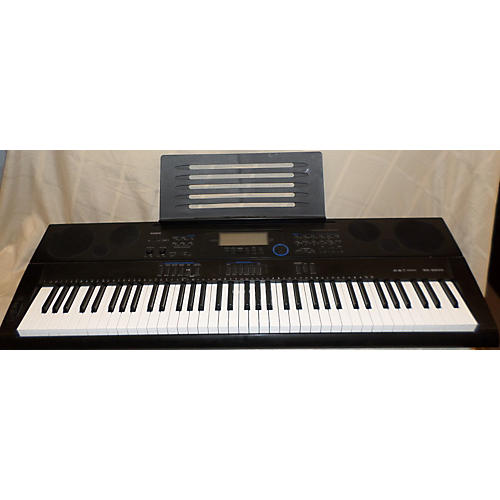Casio WK6500 76 Key Keyboard Workstation
