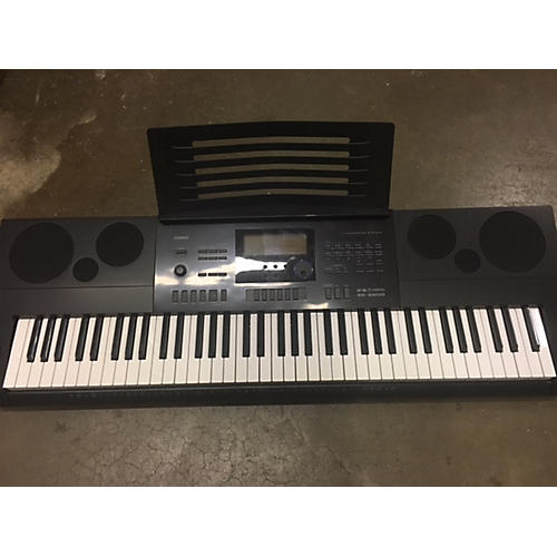 Casio WK6600 76 Key Keyboard Workstation
