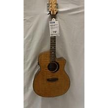 Luna Guitars WL ASH Acoustic Guitar