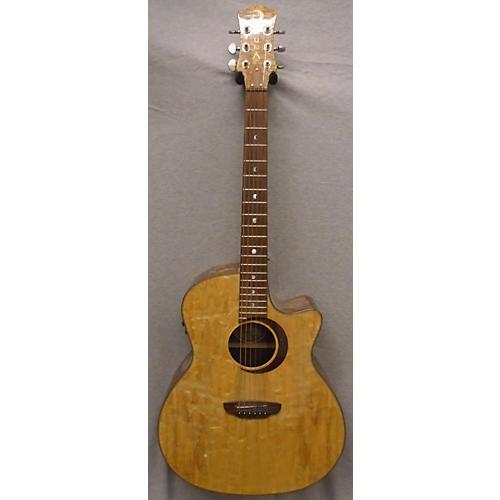 Luna Guitars WLASH Acoustic Electric Guitar-thumbnail