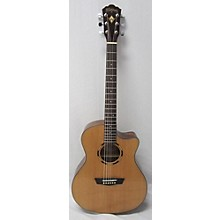 Washburn WLO10SCE Acoustic Electric Guitar