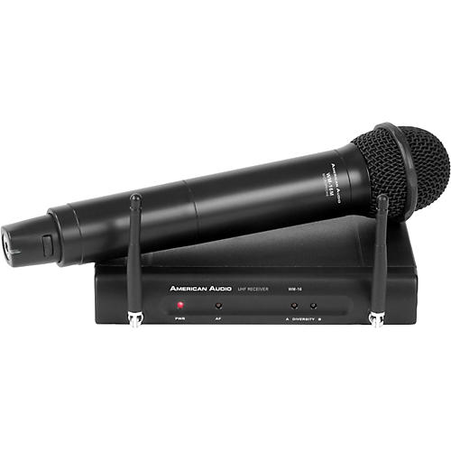 American Audio WM16HH 16 CH UHF Handheld Mic-thumbnail