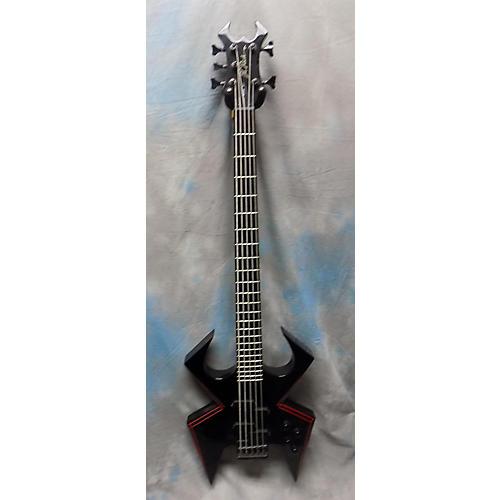 B.C. Rich WMD Widow 5-String Electric Bass Guitar-thumbnail