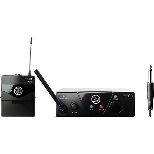 AKG WMS 40 Mini Instrument Wireless System Band B